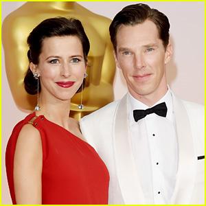 Benedict Cumberbatch & Sophie Hunter Welcome Baby Boy!