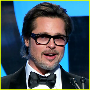 Brad Pitt to Star in 'War Machine,' an Original Movie for Netflix!
