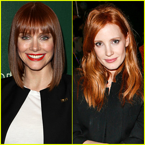 Bryce Dallas Howard Wants You to Know 'I Am Not Jessica Chastain'