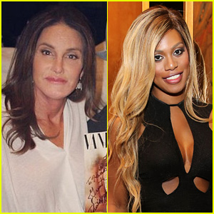 Caitlyn Jenner Thanks the 'Fierce' Laverne Cox for Her Support