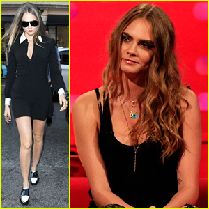 Cara Delevingne Picks Out Her Favorite John Green Novel