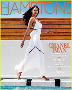 Model Chanel Iman Says People Are Surprised She Eats a Lot