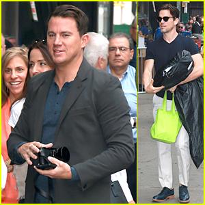 Channing Tatum 'F--king' Hates 'G.I. Joe' Movie