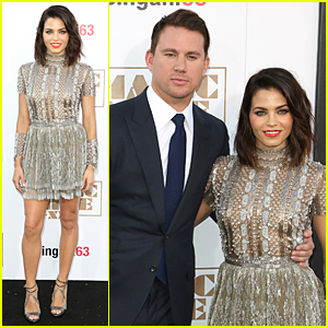 Channing Tatum Credits Success & Happiness to Jenna Dewan