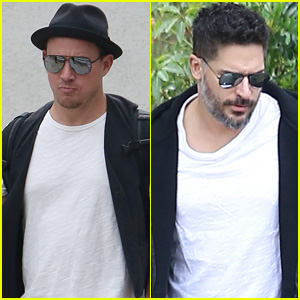 Channing Tatum & Joe Manganiello to Premiere 'Magic Mike XXL' on June 25 in Hollywood