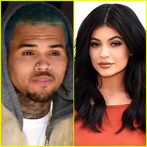 Kylie Jenner Responds to Chris Brown's Caitlyn Jenner 'Science Project' Meme Post