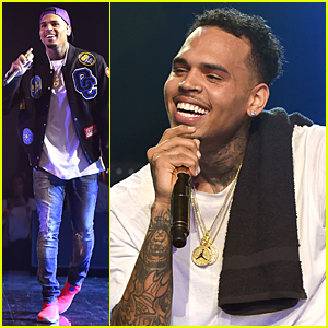 Chris Brown Says Daughter Royalty Needs a Sibling