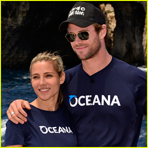 Chris Hemsworth & Elsa Pataky Sail with Oceana & Explore the Maltese Coast