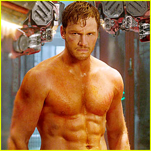 Chris Pratt Thinks Men Need to Be Objectified More