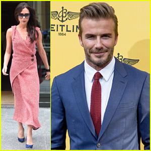 David Beckham Calls FIFA Corruption Scandal 'Despicable'