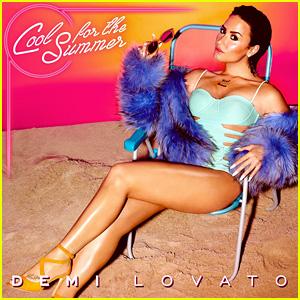 Demi Lovato Announces New Single 'Cool for the Summer'