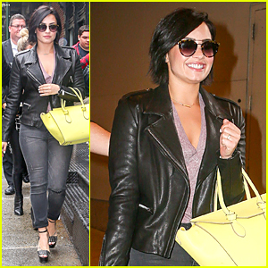 Demi Lovato Gives Deets On Her Fifth Album