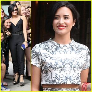 Demi Lovato Would Love To Collaborate With Iggy Azalea