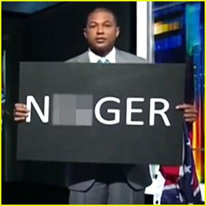 CNN's Don Lemon Shows Uncensored N-Word Sign on TV, Incites Twitter Backlash