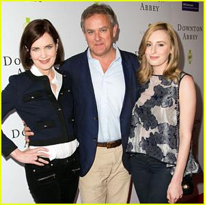 Hugh Bonneville & Elizabeth McGovern Preview Downton Abbey's Last Season at Q&A Event