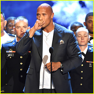 Dwayne 'The Rock' Johnson Announces Special 'Rock The Troops' Event With Spike TV