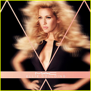 Ellie Goulding is the New Face of M.A.C. Cosmetics!