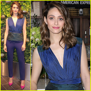Emmy Rossum on Style: 'Wear What You Feel Comfortable In'