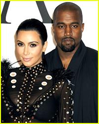 Forensic Artist Predicts What Kim Kardashian & Kanye West's Son Will Look Like!
