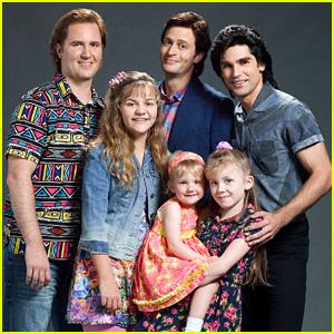 'Full House' Cast Photo Revealed for Lifetime Movie
