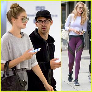 Gigi Hadid & Joe Jonas Bring Their Romance to New York ... Ed Westwick Dating