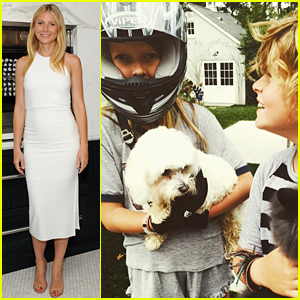 Gwyneth Paltrow & Her Daughter Apple Could Be Twins - See the Pic!