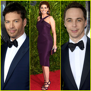Harry Connick Jr. & Debra Messing Celebrate Broadway at the Tony Awards 2015!