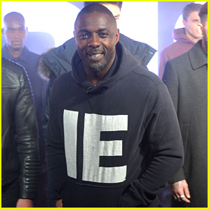 Idris Elba Presents Superdry Menswear Collection in London