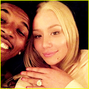 Iggy Azalea Shows Off Massive Ring in New Engagement Pics