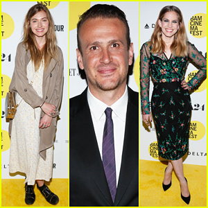 Imogen Poots Supports Jason Segel & Anna Chlumsky at 'The End Of Tour' BAMcinemaFest Screening!