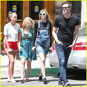 Jaime King Steps Out With Fam After Epic Baby Shower Bash