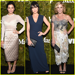 Jenna Dewan, Constance Zimmer, & Julie Bowen Represent Women In Film at Max Mara Party!