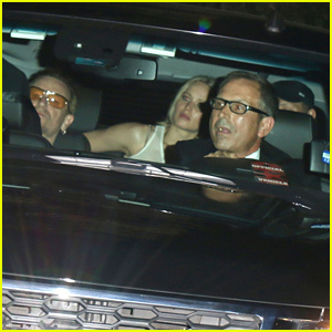 Jennifer Lawrence & Chris Martin Have a Date Night at the U2 Concert!