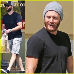 Jensen Ackles Is Still Sporting His 'Supernatural' Hiatus Beard!