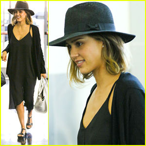 Jessica Alba Didn't Want The Honest Co. To Be Celebrity Driven