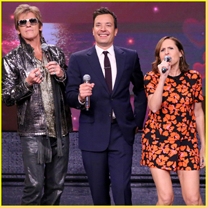 Jimmy Fallon Takes On Nonsense Karaoke with Denis Leary & Molly Shannon - Watch Here!