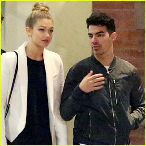 Joe Jonas & Gigi Hadid Spark More Romance Rumors in Toronto