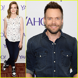 Joel McHale Says 'Community' Movie Could Happen on 'Conan'!