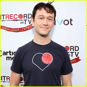 Joseph Gordon-Levitt Had Fun Doing a 'Hit Record on TV' Superhero Spoof with Anne Hathaway