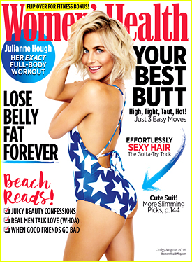 Julianne Hough Dishes on Date Nights With Brooks Laich in 'Women's Health'