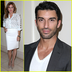 Justin Baldoni & Sasha Alexander Celebrate The Emmys At TheWrap's Party