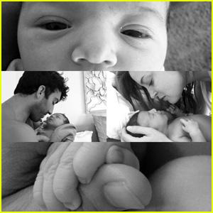 'Jane the Virgin' Star Justin Baldoni Welcomes First Child