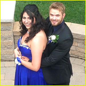 Kellan Lutz Took This Lucky High School Student To Her Prom!