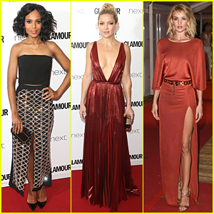 Kerry Washington & Kate Hudson Have Wow Factor at Glamour Women of the Year Awards 2015
