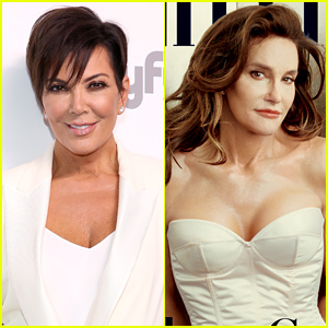 Kris Jenner Breaks Her Silence About Caitlyn Jenner's 'Vanity Fair' Cover