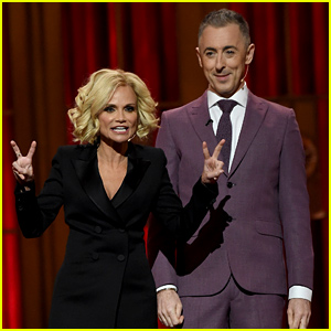 Kristin Chenoweth & Alan Cumming's Tony Awards 2015 Opening Video - Watch Now!