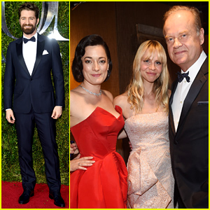 Matthew Morrison & Kelsey Grammer Bring 'Finding Neverland' to the Tony Awards 2015