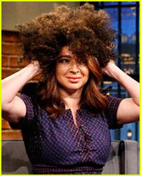 Maya Rudolph's Rachel Dolezal Impression Is Too Funny - Watch Now!