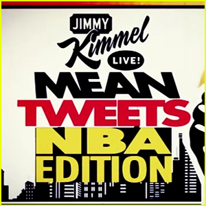 Celebrities Read Mean Tweets NBA Edition - Watch Now!