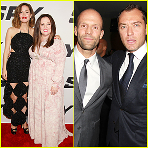 Melissa McCarthy's 'Spy' Co-Star Jason Statham Would Totally Play James Bond